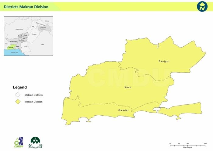 Makran Division